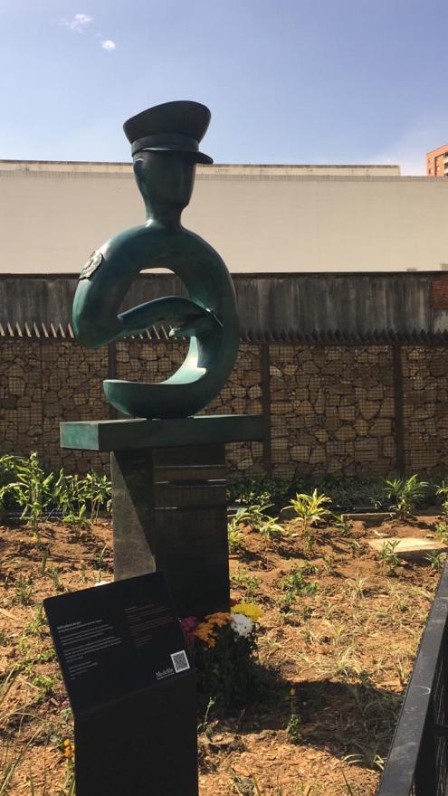 Edificadores de paz Parque Inflexión